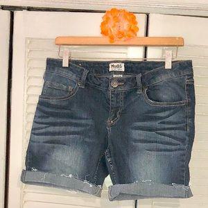 5/$25💥 Mudd shorts Size 13